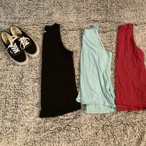 Old Navy Relaxed Fit Tanks
